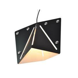 Designerska modna lampa wisząca KIRIGAMI black-white Super Nowość