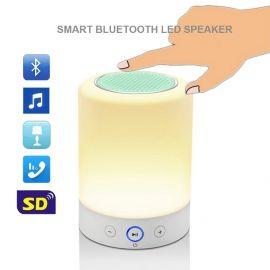 Bezprzewodowy głośnik LED SPEAKER Bluetooth, FM radio, LED light