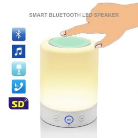 GŁOŚNIK LED SPEAKER Bluetooth,FM radio,LED light