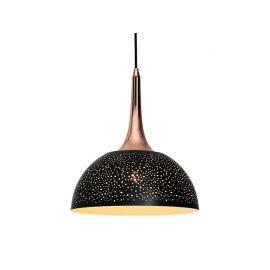 Oryginalna lampa wisząca SPECTRUM L 30cm miedź z nowej kolekcji lamp mcodo