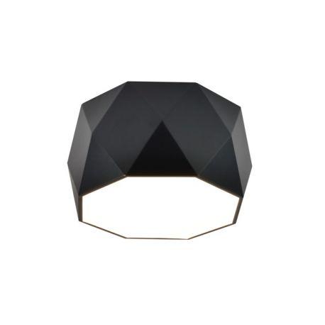 Plafon LED MINIMALISMO w wersji SH o oryginalnym geometrycznym kształcie
