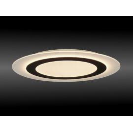 Nowoczesny plafon SATURN technologia LED barwa ciepła 60cm 54W
