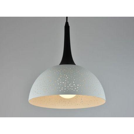 Nowoczesna lampa wisząca SPECTRUM L black&white
