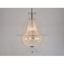 Designerski żyrandol CHIC w stylu Art Deco Nowość