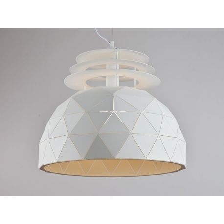 Industrialna lampa wisząca Oslo w skandynawskim stylu Nowość