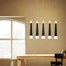 Nowoczesna lampa LED Skytower 5 o mocy 35W barwa ciepła Nowość