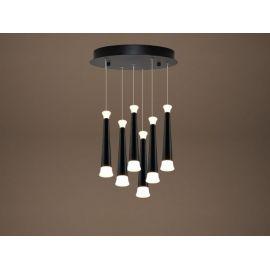 Nowoczesna lampa LED Skytower 6 o mocy 42W barwa ciepła Nowość