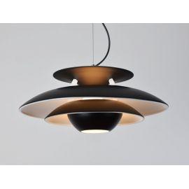 Lampa wisząca Copenhagen black w stylu skandynawskim Nowość