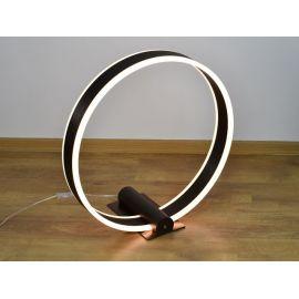 Designerska Lampa LED Piazza ring stołowa lub podłogowa