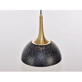 Oryginalna lampa wisząca SPECTRUM L 30cm gold Glamour