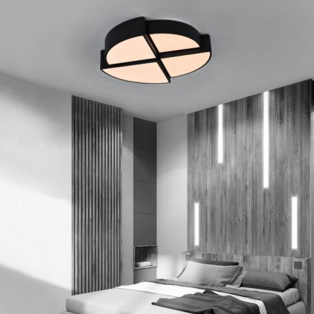 LIGHTHUB plafon led z funkcją ściemniacza i zmiany barwy światła led 51W Nowość