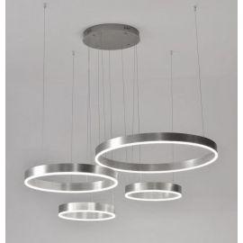 Nowoczesna lampa SILVERRING w technologii led o mocy 110W z ciepłą barwą 3000K Nowość