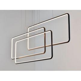 Minimalistyczna lampa BAUHAUS S w technologii led o mocy 129W barwa ciepła 3000K Nowość