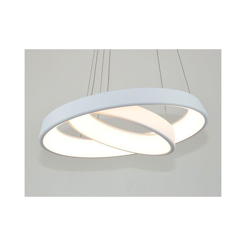Ultra nowoczesna lampa led