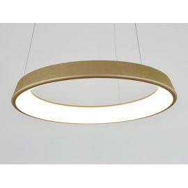 Lampa led Orbit RP1 złota do nowoczesnych wnętrz 36W 60cm barwa ciepła 3000K