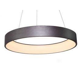 Designerska lampa LED COSMO II 80cm w kolorze metalicznym Mocca 96W