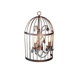 Kinkiet BIRD CAGE Vintage